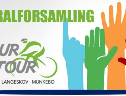 Indkaldelse til generalforsamling i Tour Re Tour 2021
