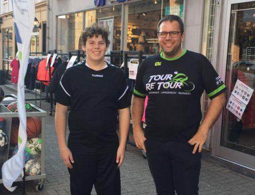 Tour Re Tour hjælper de unge
